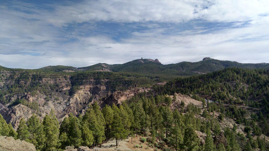 piękne widoki  góry